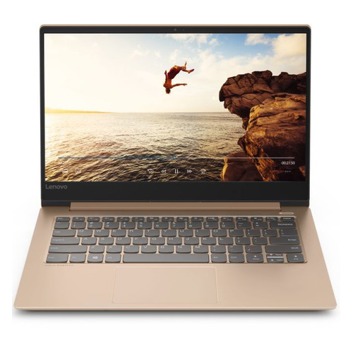Ноутбук LENOVO IdeaPad 530S-14IKB, 14, IPS, Intel Core i3 8130U 2.2ГГц, 8Гб, 128Гб SSD, Intel UHD Graphics 620, Windows 10, 81EU00B7RU, медный ноутбук lenovo ideapad 530s 14ikb 14 ips intel core i3 8130u 2 2ггц 4гб 128гб ssd intel uhd graphics 620 windows 10 81eu00b6ru синий