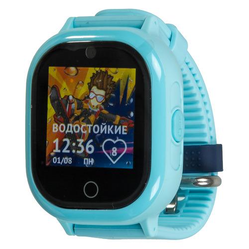 Смарт-часы КНОПКА ЖИЗНИ Aimoto Ocean, 1.3, голубой / голубой [9200104]
