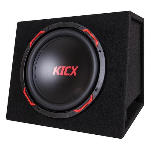 Сабвуфер автомобильный KICX GT310BPA, активный, 900Вт [2013768] сабвуфер автомобильный kicx gt500bpa 500вт активный 30см 12