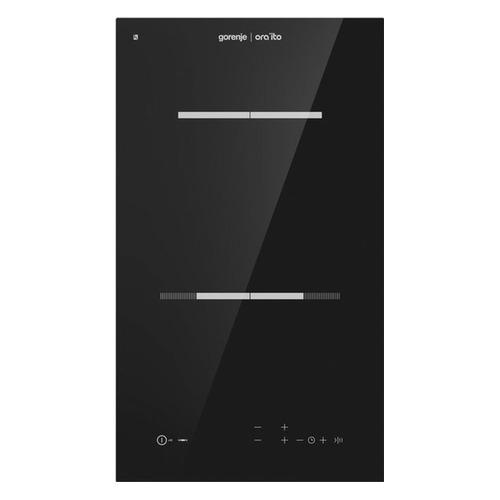 цена Варочная панель GORENJE ECT322ORAB, электрическая, независимая, черный онлайн в 2017 году