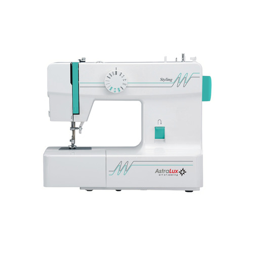 Швейная машина ASTRALUX Styling белый цена и фото