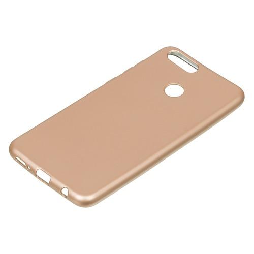 Чехол (клип-кейс) TFN Glance, для Huawei Honor 7X, золотистый [tfn-rs-13-018glcgl] цена и фото