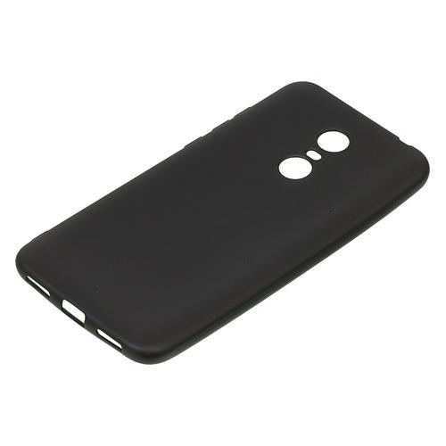 Чехол (клип-кейс) TFN Glance, для Xiaomi Redmi 5 Plus, черный [tfn-rs-10-018glcbk] цена и фото