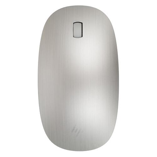 лучшая цена Мышь HP Spectre 500, оптическая, беспроводная, серебристый [1am58aa]