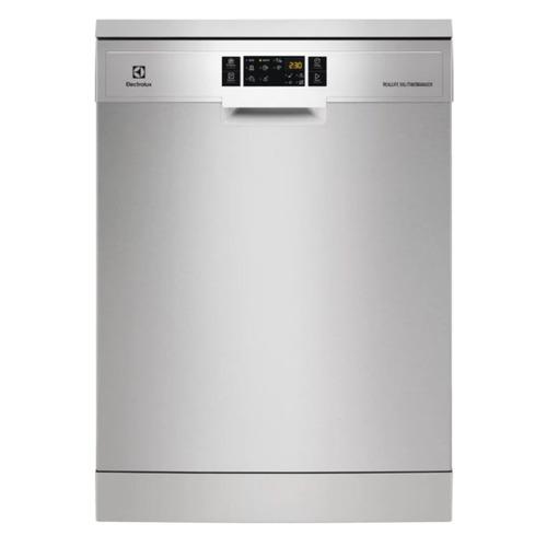 Посудомоечная машина ELECTROLUX ESF8560ROX, полноразмерная, серебристая посудомоечная машина полноразмерная electrolux eea917100l белый