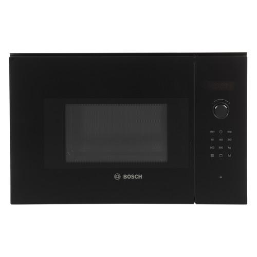 Микроволновая Печь Bosch BEL524MB0 20л. 800Вт черный (встраиваемая) цена и фото