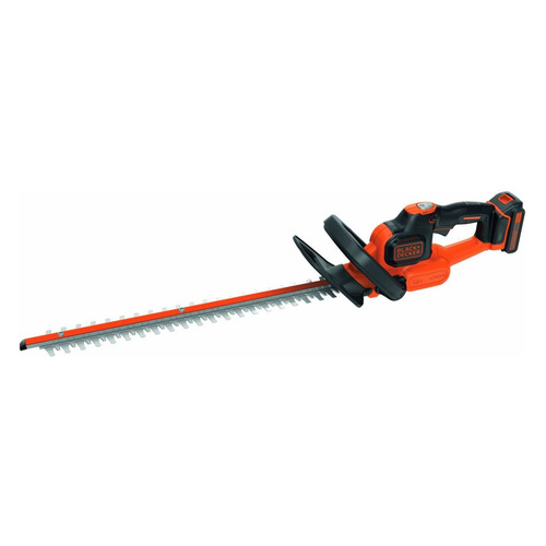 Кусторез BLACK & DECKER GTC18452PC-QW аккумулятор aeg l1820r 18в li ion 2 0ач