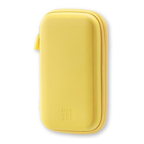 Чехол для путешествий Moleskine Journey Pouch SMALL 70х110x30мм (в компл.:ремешок на запястье) желты