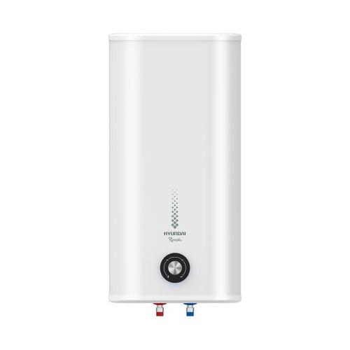 Водонагреватель HYUNDAI H-SWS11-80V-UI707, накопительный, 1.5кВт, белый цена и фото