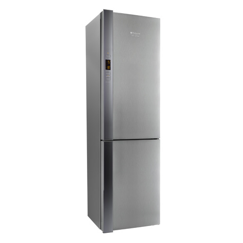 лучшая цена Холодильник HOTPOINT-ARISTON HF 9201 X RO, двухкамерный, нержавеющая сталь [88533]