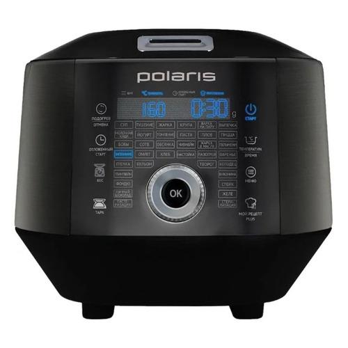 Мультиварка POLARIS EVO 0447DS, 850Вт, черный