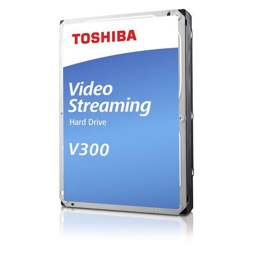 Жесткий диск TOSHIBA V300 HDWU120UZSVA, 2ТБ, HDD, SATA III, 3.5 жесткий диск 3 5 2 tb 5700rpm 64mb cache toshiba video streaming v300 sata iii 6 gb s hdwu120uzsva