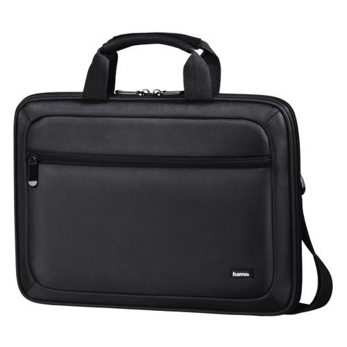 """Сумка для ноутбука 15.6"""" HAMA Nice, черный [00101772]  - купить со скидкой"""