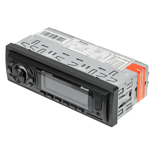 Автомагнитола SWAT MEX-1016UBG, USB, SD автомагнитола phantom dv 7033 usb sd