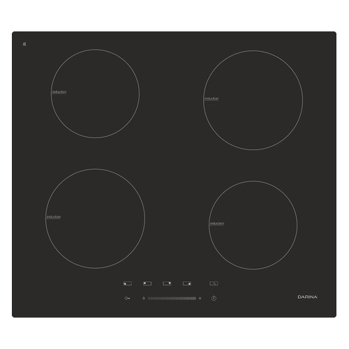 Индукционная варочная панель Darina 5P EI 313 B, независимая, черный