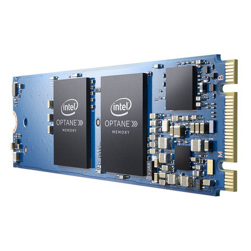 SSD накопитель INTEL Optane MEMPEK1W032GA01 32Гб, M.2 2280, PCI-E x2, NVMe [mempek1w032ga01 953341] m 2 solid state hard drive heat sinks nvme ssd full aluminum heat sink for pc cooling system