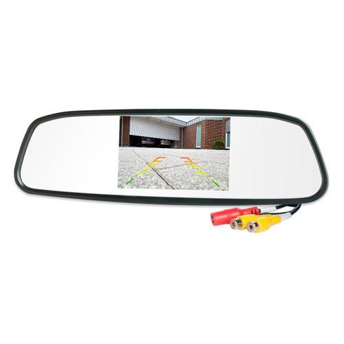 Фото - Зеркало заднего вида с монитором SWAT VDR-2U корзинка sima land с ручками цвет фуксия 22 5 х 16 5 х 12 см