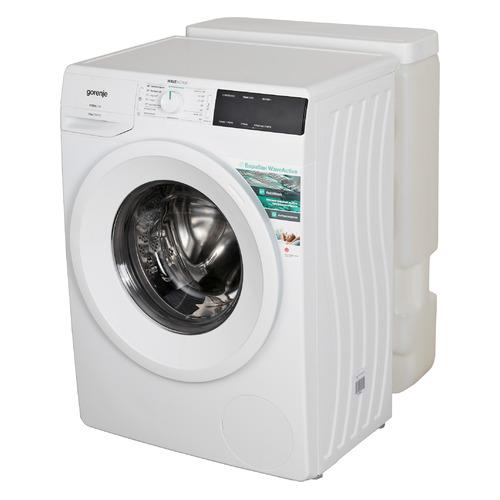 Стиральная машина GORENJE WE60S2/IRV, с резервуаром, фронтальная стиральная машина gorenje w75z23a s фронтальная загрузка серебристый