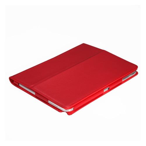 Чехол для планшета IT BAGGAGE ITHWM310-3, красный, для Huawei MediaPad M3 10.0 Lite, искусственная кожа  - купить со скидкой