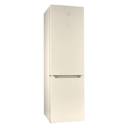 лучшая цена Холодильник INDESIT DS 4200 E, двухкамерный, бежевый [105441]