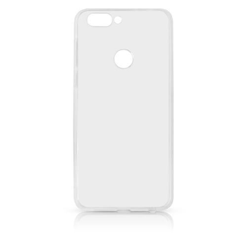 Чехол (клип-кейс) DF hwCase-53, для Huawei Y9 (2018), прозрачный чехол для huawei y9 2018 caseguru soft touch черный