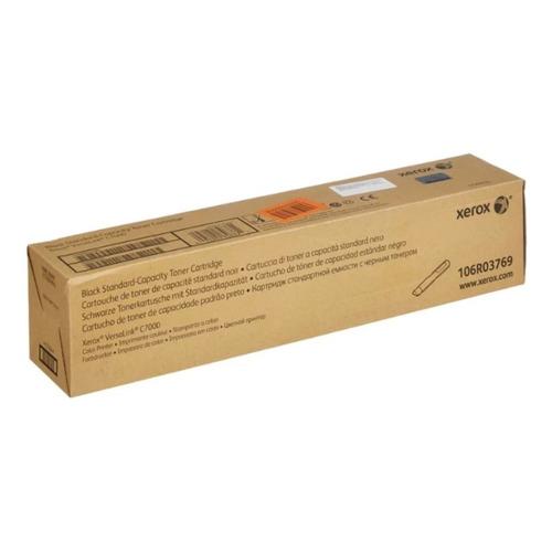 Картридж XEROX 106R03769, черный