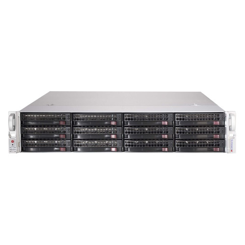 все цены на Корпус SuperMicro CSE-826BE1C-R741JBOD 2x740W черный