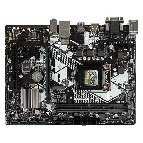 Материнская плата ASUS PRIME B360M-D, LGA 1151v2, Intel B360, mATX, Ret цена и фото