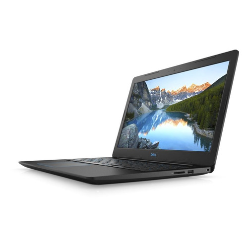 Ноутбук DELL G3 3579, 15.6, IPS, Intel Core i5 8300H 2.3ГГц, 8Гб, 256Гб SSD, nVidia GeForce GTX 1050 - 4096 Мб, Linux, G315-7114, черный