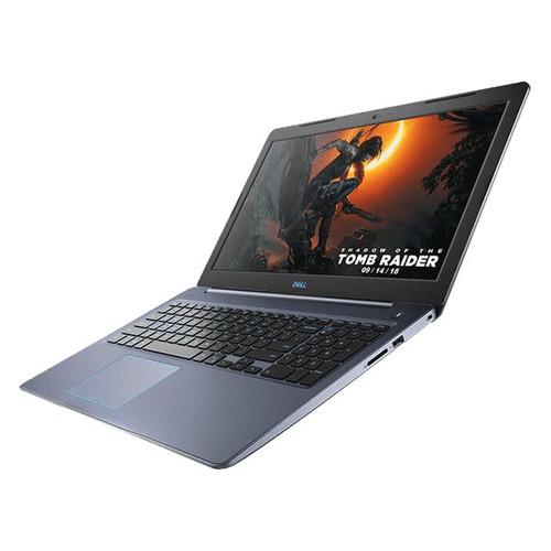Ноутбук DELL G3 3579, 15.6, IPS, Intel Core i5 8300H 2.3ГГц, 8Гб, 256Гб SSD, nVidia GeForce GTX 1050 - 4096 Мб, Linux, G315-7121, синий