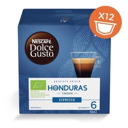 Кофе капсульный DOLCE GUSTO Honduras, капсулы, совместимые с кофемашинами DOLCE GUSTO®, 72грамм [12355991] капсулы caffe tiziano bonini cappuccino compatibile dolce gusto 16шт