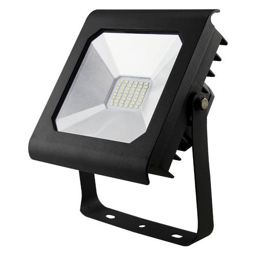 Фото - Прожектор уличный ЭРА LPR-30-6500К-М SMD PRO, 30Вт [б0028656] светодиодный прожектор эра lpr 30 6500k m smd б0017301