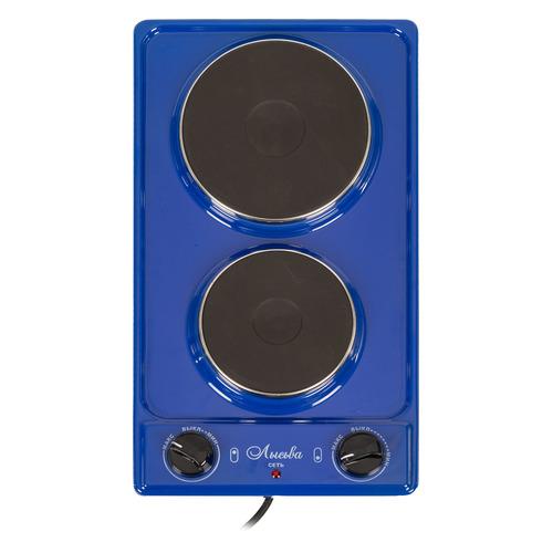 Фото - Плита Электрическая Лысьва ЭПБ 22 синий эмаль (настольная) электрическая плита лысьва эпб 22 вишневый