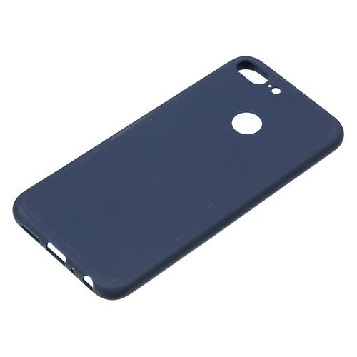 Чехол (клип-кейс) GRESSO Meridian, для Huawei Honor 9 Lite, темно-синий [gr17mrn045] цена и фото