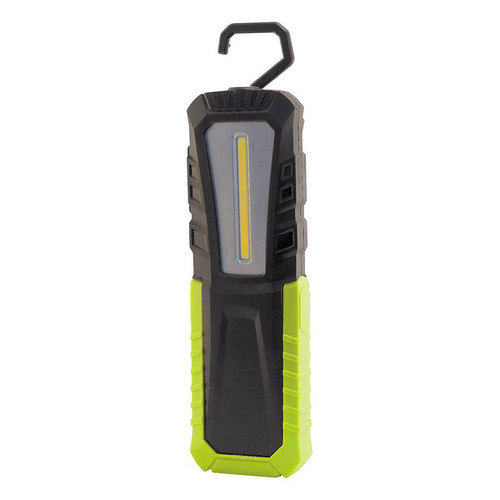цена на Универсальный фонарь ЯРКИЙ ЛУЧ Оptimus Accu v.2 mаxi, черный / зеленый, 6Вт