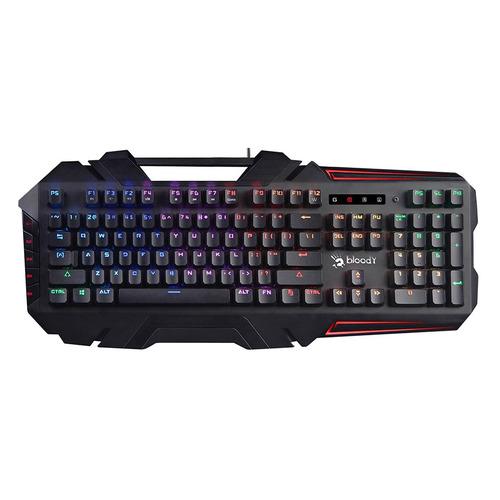 лучшая цена Клавиатура A4 Bloody B880R, USB, черный