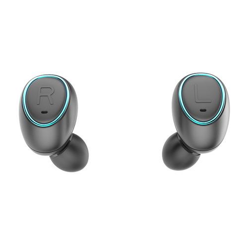 Фото - Гарнитура DIGMA TWS-04, Bluetooth, вкладыши, черный [ts30] гарнитура rombica mysound duo tws bluetooth вкладыши синий [bt h025]