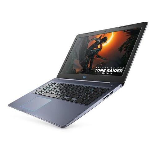 Ноутбук DELL G3 3579, 15.6, IPS, Intel Core i5 8300H 2.3ГГц, 8Гб, 1000Гб, nVidia GeForce GTX 1050 - 4096 Мб, Linux, G315-7060, синий
