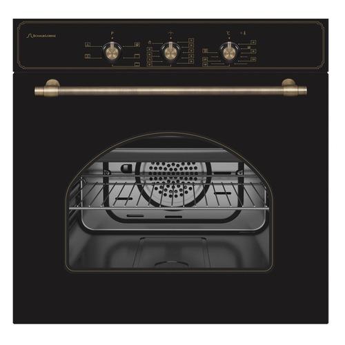 Духовой шкаф SCHAUB LORENZ SLB EZ6610, графит цена и фото
