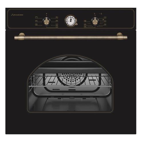 Духовой шкаф SCHAUB LORENZ SLB EZ6861, графит цена