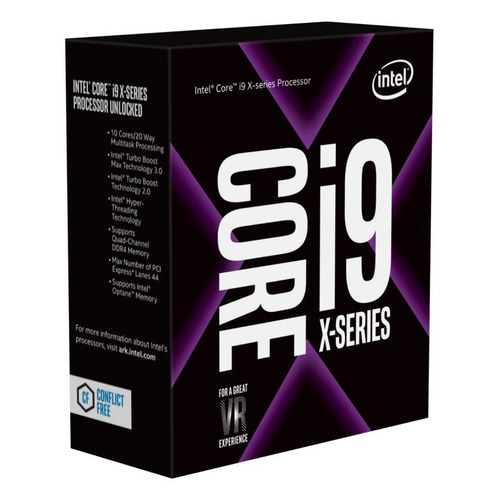 Процессор INTEL Core i9 7920X, LGA 2066 BOX [bx80673i97920x s r3ng] cpu intel core i9 7920x computer
