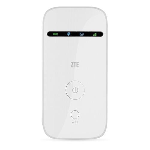 Модем ZTE MF65M Unlock 2G/3G, внешний, белый стоимость