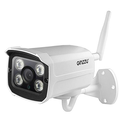 цены Камера видеонаблюдения GINZZU HWB-2032A, 1080p, 3.6 мм, белый