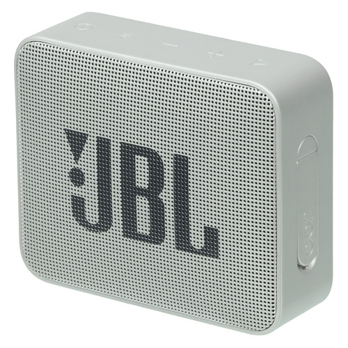 Портативная колонка JBL GO 2, 3Вт, серый [jblgo2gry] jbl go серый