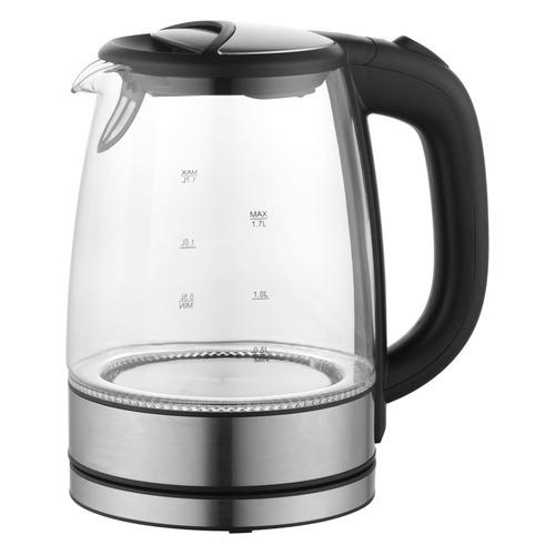 Чайник электрический SINBO SK 7391, 2200Вт, прозрачный цена и фото