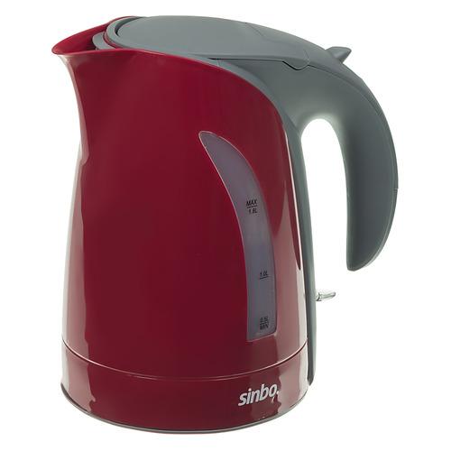 цена на Чайник электрический SINBO SK 7392, 2200Вт, красный