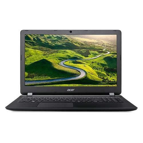 Ноутбук ACER Aspire ES1-523-2245, 15.6, AMD E1 7010 1.5ГГц, 4Гб, 500Гб, AMD Radeon R2, Linpus, NX.GKYER.052, черный laptop motherboard fit for acer aspire 5551 5551g mbptq02001 mb ptq02 001 new75 la 5912p ddr3 mainboard