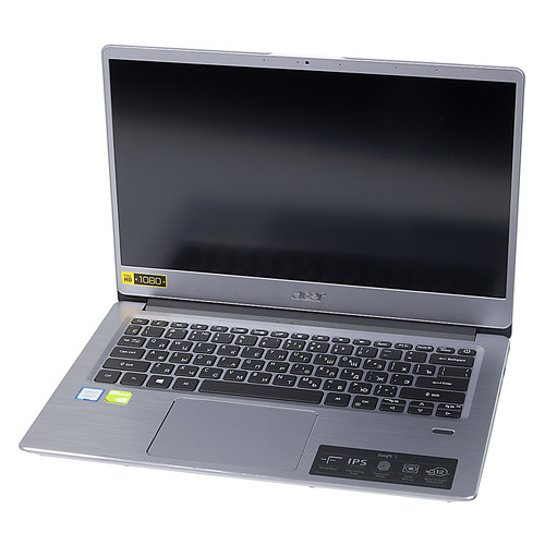 Ультрабук ACER Swift 3 SF314-54G-88BT, 14, IPS, Intel Core i7 8550U 1.8ГГц, 8Гб, 512Гб SSD, nVidia GeForce Mx150 - 2048 Мб, Linux, NX.GY0ER.006, серебристый cheap fanless linux thin client mini pc station x1 dual core 1 2g 512m ram 2g flash linux 3 0 rdp 7 hdmi free shipping