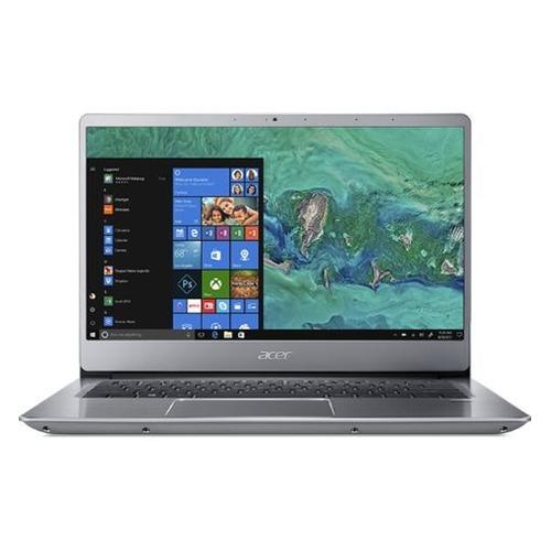 """Ультрабук ACER Swift 3 SF314-54G-81P9, 14"""", IPS, Intel Core i7 8550U 1.8ГГц, 8Гб, 256Гб SSD, nVidia GeForce Mx150 - 2048 Мб, Linux, NX.GY0ER.007, серебристый цена и фото"""