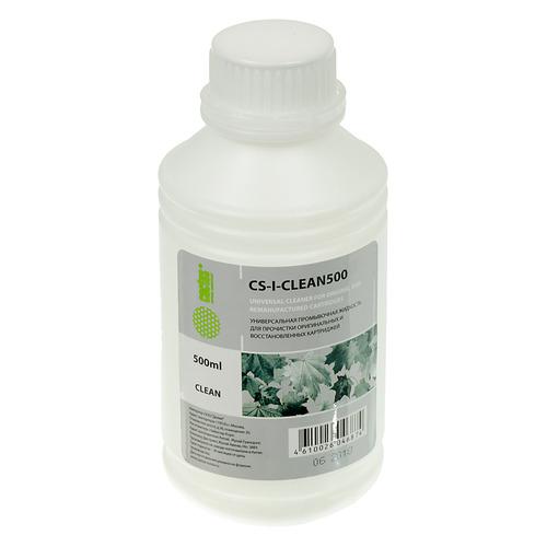 цена на Жидкость промывочная CACTUS CS-I-CLEAN500, 500мл